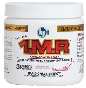 1.M.R Ultra Concentrado 140g – BPI Sports