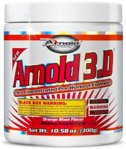 Arnold 3D 300g - Arnold Nutrition