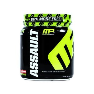 Assault 522g – Muscle Pharma