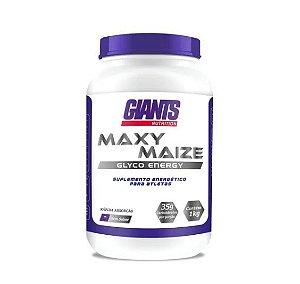 Maxy Maize Glico Energy 1kg Waxy Maize Energético Giants Nutrition
