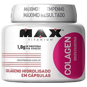 Colagen 500mg c/100 Cápsulas - Max Titanium
