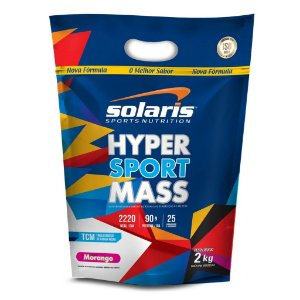 Hyper Sport Mass 2kg - Solaris Nutrition