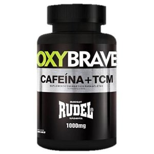 Oxybrave Cafeina c/60 Cápsulas – Rudel