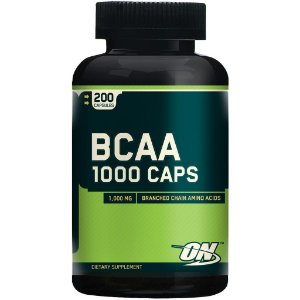 BCAA 1000mg c/200 Cápsulas - Optimum Nutrition