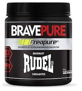 BravePure Creatina 300g - Rudel