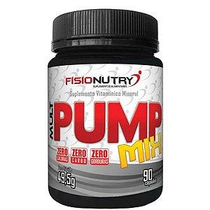 Mult Pump Mix Multivitaminico c/90 Cápsulas – FisioNutry