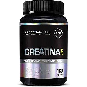 Creatina c/180 Cápsulas – Probiótica