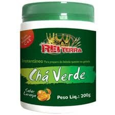 Cha Verde 200g - Rei Terra