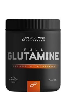 Full Glutamine 300g - Fullife Nutrition