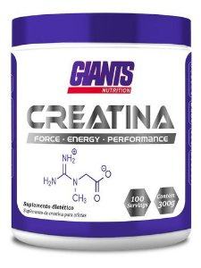 Creatina Pura 300g - Giants Nutrition