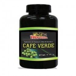 Café Verde 500mg c/60 Cápsulas - Rei Terra