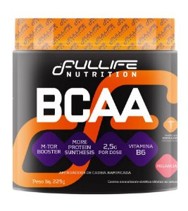 BCAA Powder 225g – Fullife Nutrition