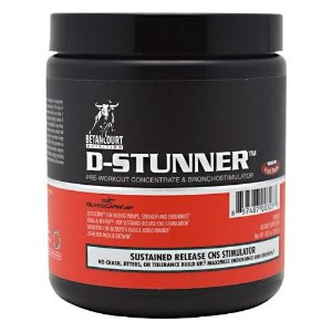 D-Stunner 166g Pré Workout - Betancourt Nutrition