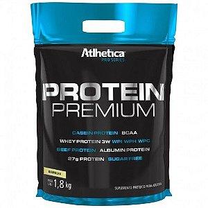 Protein Premium Refil 1,8kg - Atlhetica Nutrition