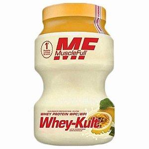 Kutwhey 900g Muscle Full - Leite Fermentado com Maracujá