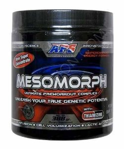 Mesomorph 388g (25 Doses) - APS Nutrition