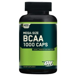 BCAA 1000mg c/400 Cápsulas - Optimum Nutrition