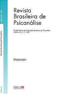 v. 55 nº 3 - Impasses