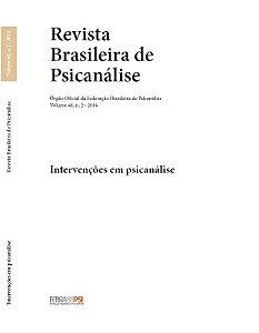 v.48 nº2 - Intervenções em psicanálise