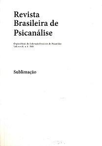 v.45 nº1 - Sublimação