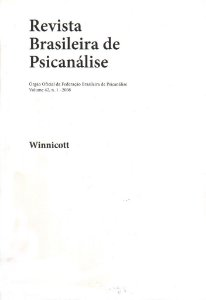 v.42 nº1 - Winnicott