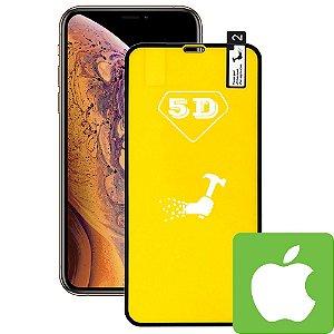 Película Flex 5D Cobre 100% da Tela Apple iPhone - Unidade