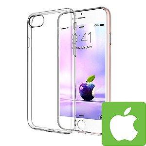 Capinha Lisa Transparente Apple iPhone - Unidade