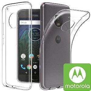 Capinha Lisa Transparente Motorola - Unidade