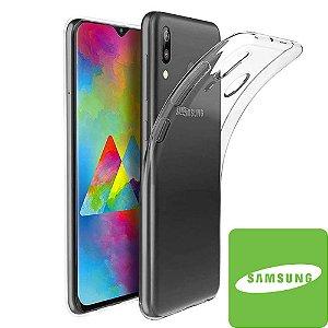 Capinha Lisa Transparente Samsung - Unidade