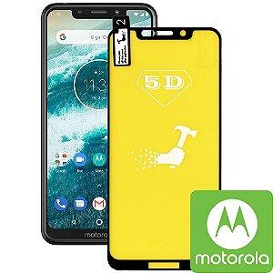 Película Flex 5D Cobre 100% da Tela Motorola - Unidade