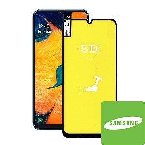 Película Flex 5D Cobre 100% da Tela Samsung - Unidade