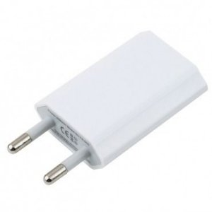 Fonte Adaptador Energia 1ª Linha Apple iPhone 5/6/7/8/X/XR/XS/XS Max