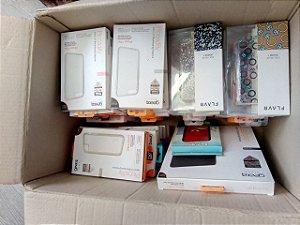 Lote 48 Capas Importadas Gear4 e Flavr - Iphone 7 - 7Plus e Outros Modelos - Lote Unico