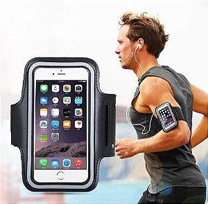 Braçadeira Universal para Smartphone Tela até 5.5 pol.