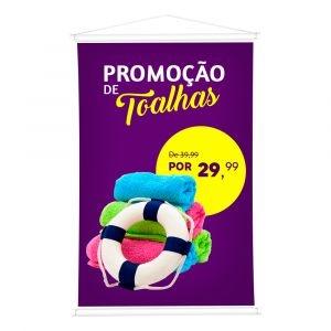 Banner Padrão Lona Brilho
