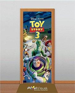 ADESIVO DE PORTA - Toy Story