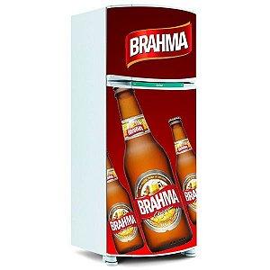ADESIVO DE GELADEIRA - Cerveja Brahma