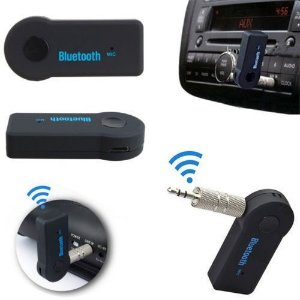 Adaptador Conversor Bluetooth Para Carro P2