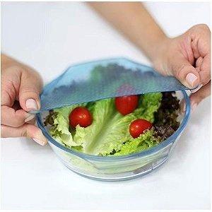 Pelicula protetora de alimentos para potes