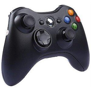 Controle X-box 360 Sem fio Wireless