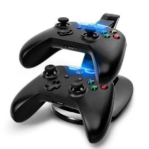 Base Carregadora para 2 Controles Xbox One