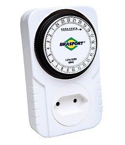 Timer Analógico 127/220V - Brasfort