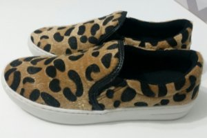 Slip on Animal Print