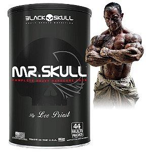 Mr. Skull - 44 Multi Packs - Black Skull