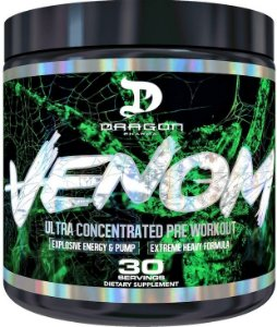 Venom - 30 Doses - Dragon Pharma