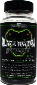 Black Mamba Hyperrush (90 caps) - Innovative Labs