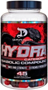 Hydra 45 cápsulas - Dragon Pharma
