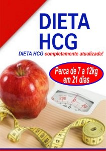 Dieta do HCG - Dieta dos 21 dias Original
