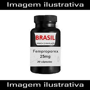 Femproporex 25mg 30 caps (Desobesi-M) - Manipulado