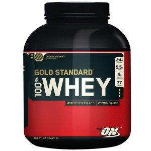 100% Whey Gold Standard 2.273g - Optimum Nutrition